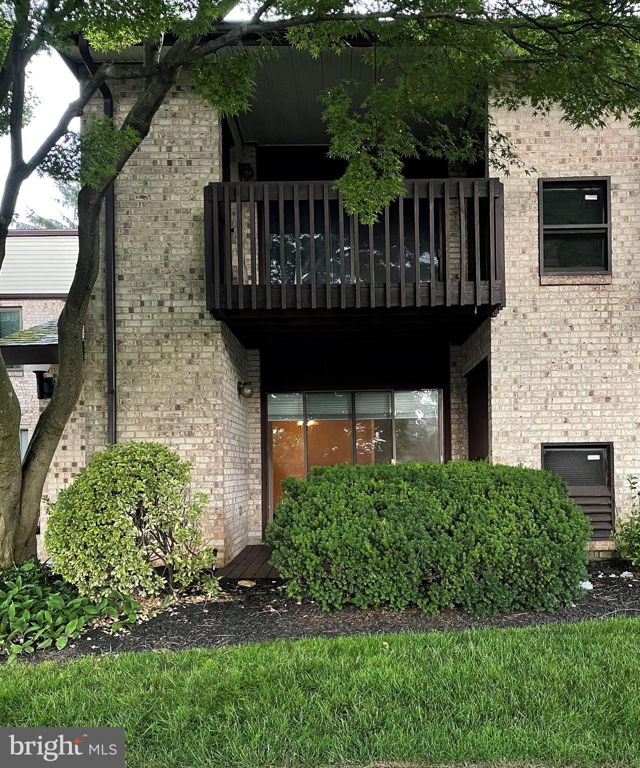 Wonderful first floor Condo in Great Valley School District, Malvern PA. is now on the market! This unit is just steps away from parking for convenience, and has a private entrance. The first thing to notice is the open Living room and Dining room areas, allowing for plenty of different setups. Off the Living room you will find sliders to the outside deck. Next, the kitchen is well sized and all stainless GE appliances! Good cabinet space and ample counters will make cooking a breeze. The first floor Bedroom is large, features a walk-in closet, and a nice sized window for plenty of natural sunlight. The bathroom is just steps away, but also convenient for guest. The Condo fee includes a full time office and maintenance staff that maintain the heater and AC units, appliances, and a community pool! As an added bonus, your mail gets delivered right to your door. Stop by today and see for yourself all this unit has to offer!