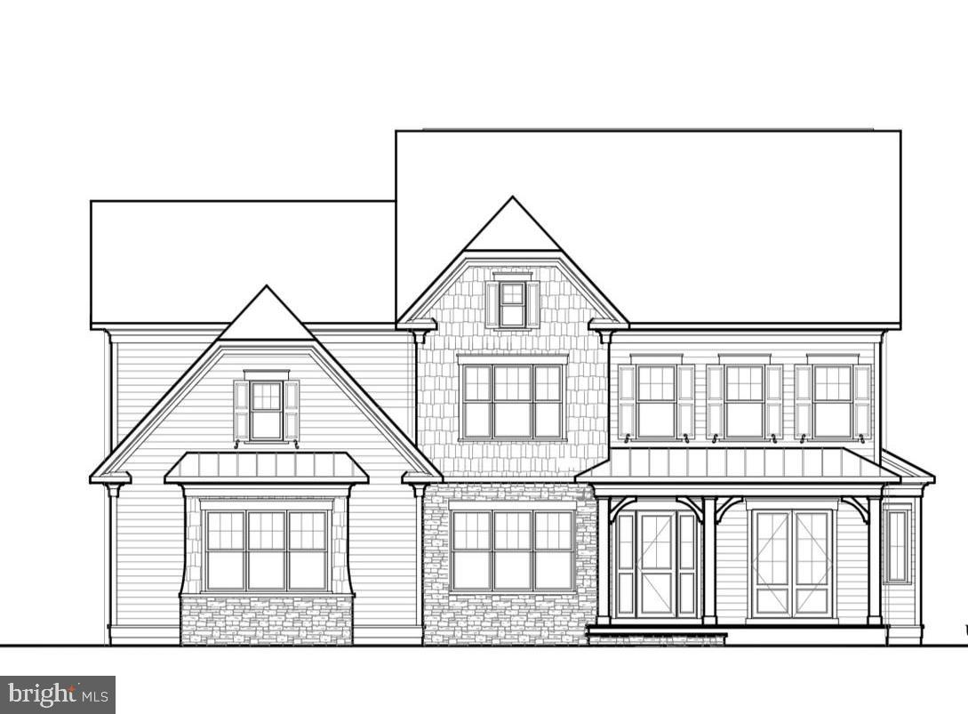 7 HOMES SITES LEFT OUT OF 12! Don't miss your opportunity to Build in TIBURON! Bentley Homes' ATLEE  plan is just 1 of 4 Great Home Designs that can be built in as few as 12-15 months depending on lot choice. Located in highly desirable Easttown Township with T/E Schools and less than 5 minutes from EA.  The new Atlee Plan features  many of the same exciting features found in our New Chandler Plan but in a smaller package including 10' ceilings on the 1st floor, dramatic . (Photos shown are of a similar home  under construction in Boxwood Hill)his new exciting Chandler Design features 10' First floor Ceilings with a  3 story main staircase connecting all floors of the home in elegant style.    At 3930+ Sq Ft, this home offers all you could want in terms of comfort and space to suit your personal and entertainment needs.  Formal rooms and open spaces allow for flexibility in household pursuits.  The main floor features a Library, Formal Dining Room,  Great Room, Kitchen, Butler's Pantry, Breakfast Room, Mudroom with Pantry Storage and W-I-C, and (2) Powder rooms.  This 4 Bedroom 3 full and 1 Half bath plan offers the potential for more customization to add more bedrooms and bathrooms or to finish the lower level with standard 9' foundation walls. Upstairs you will find a Primary Bedroom Suite that spans the entire rear of the home with 2 W-i-Cs with windows, and a Spa Bath Retreat with dual vanities, oversized shower with frameless glass door, soaking tub and spacious linen closet.  A lounge area, 3 Bedrooms with W-I-Cs,  2 additional full Bathrooms , hall linen and 2nd floor Laundry Room accessible to both the Primary BR Suite and the upper hall add needed convenience for today's homeowners.  Other exterior upgrades are avaiable to include  adding stone, roof dormers and more variation to the standard James Hardie plank exterior or by enlarging the standard composite deck or adding a screened porch,  All homesites are  1+ Acre with ample space to plan for a pool if 