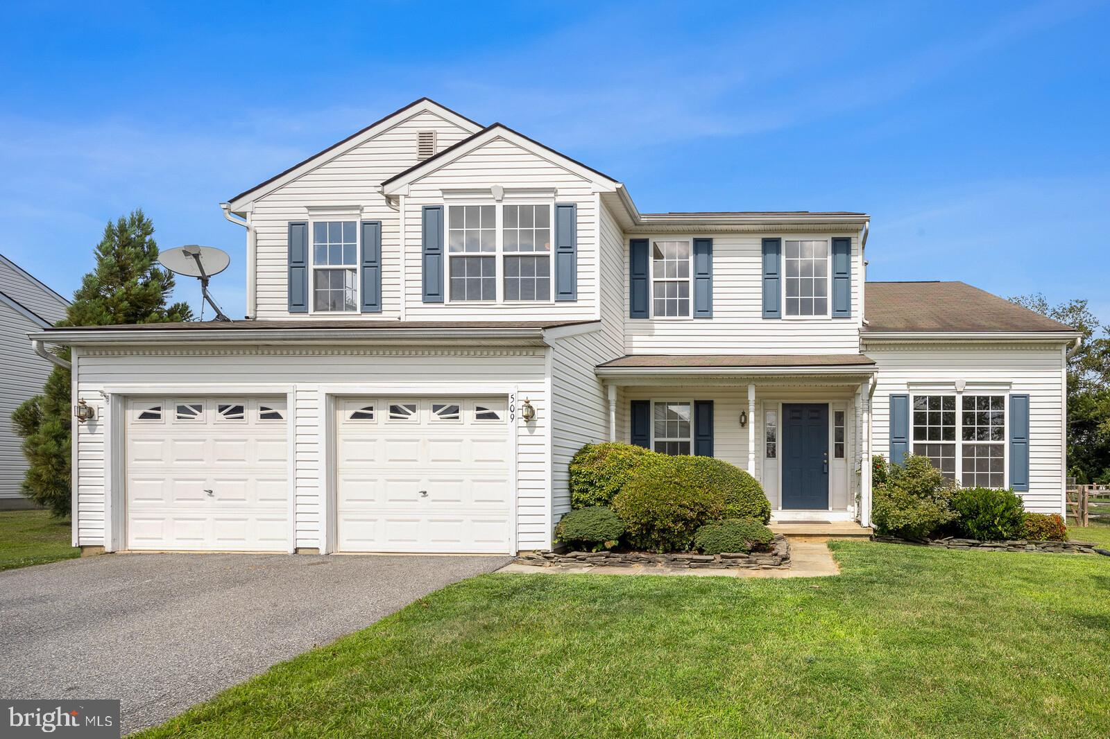 """LOCATION LOCATION LOCATION!!!  Don't miss out on this 4 bedroom 2.5 bathroom Colonial in the desirable Lakeside community located in sought after Appoquinimink School District.  This home is located just a short walk from Silver Lake Park and Pool, Silver Lake Elementary, and the future site of the Southern New Castle County Library and Middletown YMCA.  Did I mention this home sits on .35 acres backing to trees and open fields?  Enjoy the large fenced yard or entertain on the spacious 35x16 deck. As you enter the front door you are welcomed into the foyer with cathedral ceilings and hardwood floors.  On the main floor enjoy your living room w/vaulted ceiling which then leads through elegant columns to formal dining room.  Additionally the first floor features an eat-in kitchen w/42"""" raised panel cherry cabinets, center island and pantry.  Last but not least relax in your family room w/gas fireplace.  As you make your way upstairs you will find 4 bedrooms, 2 full baths and a conveniently located 2nd story laundry.  The large owners suite includes vaulted ceilings, dual walk-in closets, bath w/dual vanities and soaking tub.  Recent updates include new carpeting on the staircase and upper level and fresh paint throughout much of the home.  Located just minutes from downtown restaurants and shopping while still feeling like a secluded oasis.  And if that wasn't enough, the sellers are offering a 1-year home warranty on the home.  Showings to begin on 7/15. Schedule your visit today.  This one won't last long."""