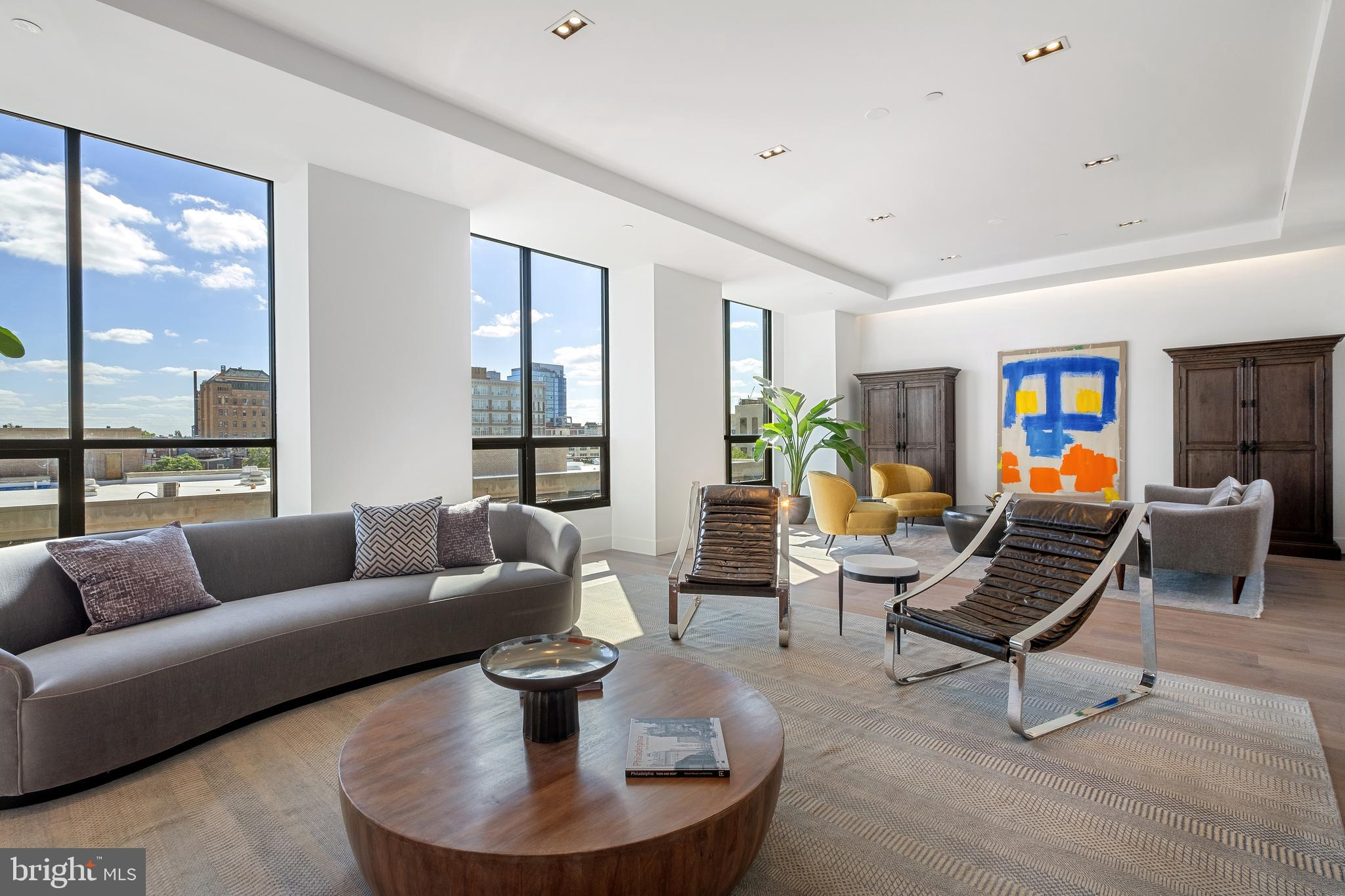 Welcome to 2207 Chestnut Street, nestled in the heart of Fitler Square, and just steps from Rittenhouse Square and Center City's best. **Photos are of a similar unit**  Unit #2  is a gorgeous 3-BD / 3.5 BA layout with over 3,388 square feet of luxurious living space. A modern masterpiece, the full-floor residence includes a private foyer, oversized living room with a large frontage display,  and impressive floor to ceiling windows with vibrant all day natural light. A lovely private terrace offers optimal outdoor space for relaxing or entertaining.  The residence is equipped with top-grade appliances such as Wolf ranges, Sub- Zero refrigeration and Asko dishwashers. The Scavolini kitchen is breathtaking, and fit for a chef. All bedrooms are spacious and well appointed for privacy. Bertolotto and Bianca closets & doors showcase exquisite Italian design throughout the residence. All units feature the most advanced home technology including a virtual secured entrance system enabling you to grant access to visitors and monitor your home. This unit includes low condo fees, on-site indoor parking, a storage room license with no fees, and 10-year tax abatement. Schedule your showing today!