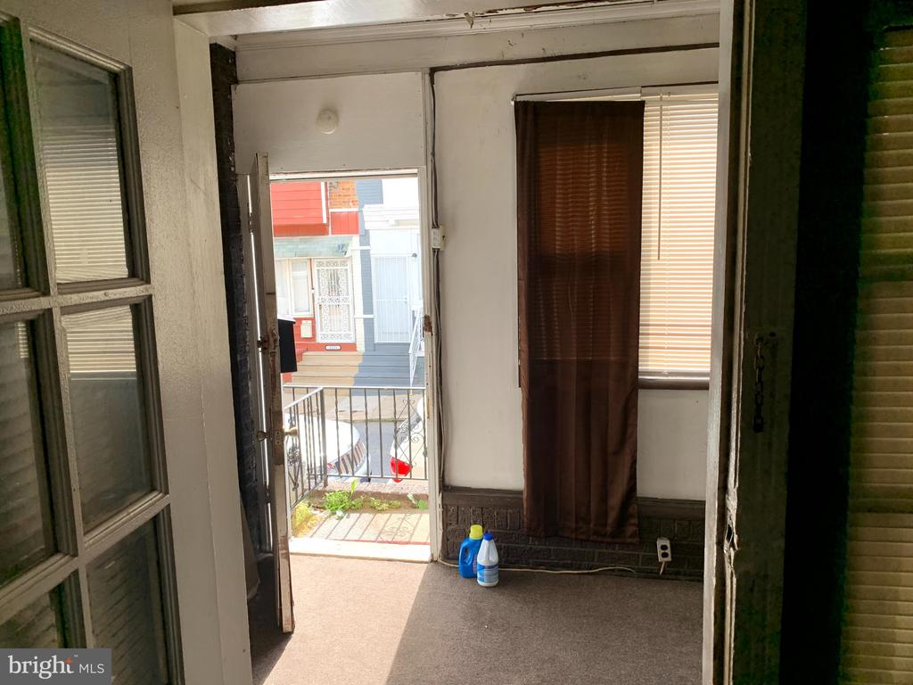 Short Sale.  Property set up as an illegal Duplex. 1st floor occupied. 24hr notice to show.