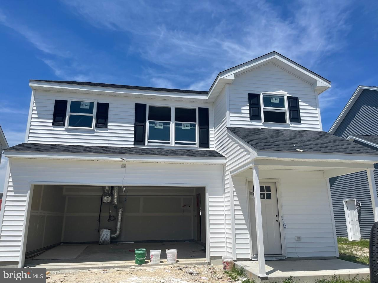 Brand new construction in Delmar School District! This two-story colonial offers 3 bedrooms, 2 full baths and 1 half bath. 2-car attached garage and concrete driveway. Tax assessment for home not yet completed.