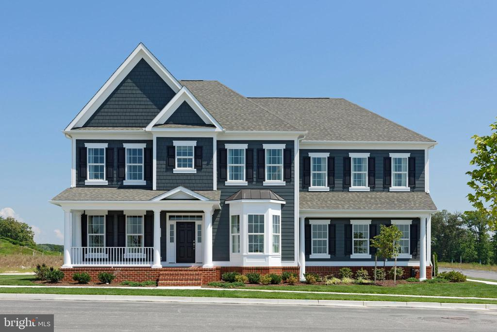 QUICK MOVE-IN HOME! Williamsburg Homes offers luxury Single Family Homes in Greenleigh at Crossroads, a Baltimore County urban village with onsite shops and dining near major commuter routes offering great amenities for an active lifestyle plus low maintenance living! The Federal Hill plan is under construction and offers a spacious open design with a sophisticated elegance throughout from a formal living and dining room to the gourmet island kitchen that is open to a spacious 2-story family room, a main-level den, and 4 spacious bedrooms and 3 full baths on the upper-level.  Call for more details!