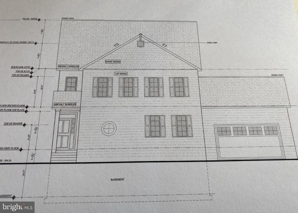 BRAND NEW construction custom home to be built in 2021 on .40 acre beautiful lot 5. (Note this lot is located where current house is located and the house will be torn down and then there will be two lots  4 and 5 each approximately .40 acres) Located in Woodson School pyramid. Work with a quality builder T&S Home Builder LLC in building a quality-built Craftsman style home with approximately 4,312 sq ft+ finished, 5 bedrooms, 4.5 baths, with oversized 2-car attached garage. Nine-foot ceilings thru-out the main living areas, creating light-filled, open spaces. Your gourmet-appointed kitchen is a cook's dream with a large entertaining center island and tons of cabinet space. A large family room that features a fireplace wall, a main-level study or bedroom. CUSTOM stained-in-place beautiful wide plank hardwood floors. Choose your cabinets, flooring, appliances, tile, and wall colors.  Many options are available. Option to finish lower level with In-law suite,  2nd kitchen, rec room, bedroom, and bath. An optional finished 3rd-floor bedroom/bath/sitting area is also available. Optional large sunroom and screened porch finished on rear with privacy. Displayed drawings are similar but not exact. Sample photos of other new builds by T&S Home Builder are in the listing information. This is a great value for a new home.