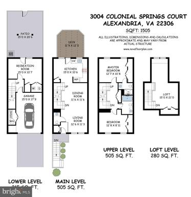 3004 Colonial Springs Ct Alexandria VA 22306