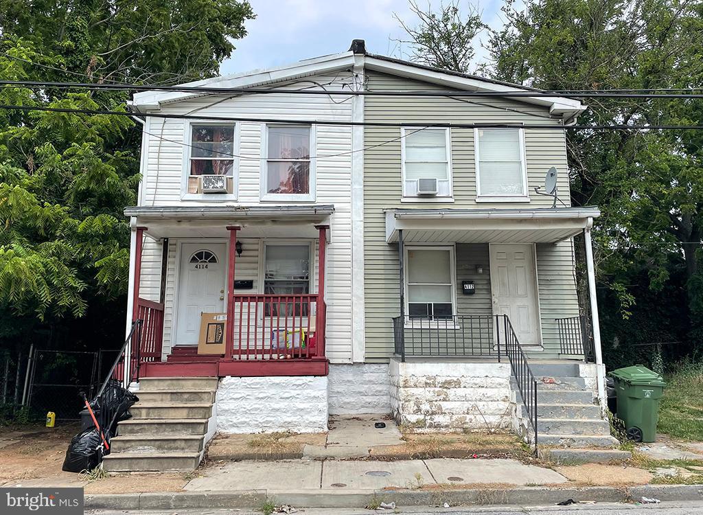 4114 Hayward Avenue Baltimore, MD 21215