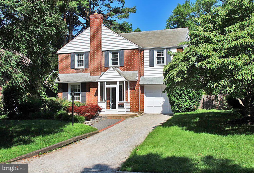 531 Rock Glen Drive Wynnewood, PA 19096