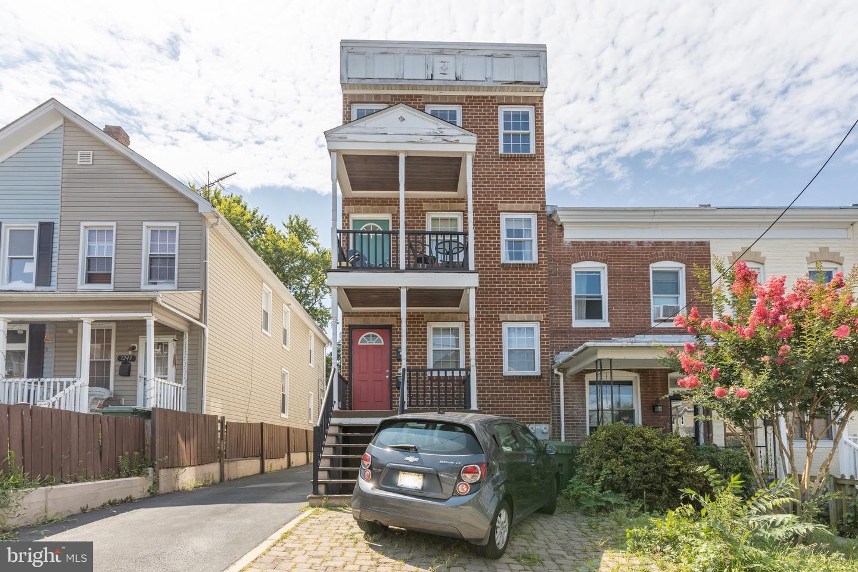 1245 Dellwood Avenue  #A - Baltimore, Maryland 21211