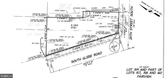 Great Arlington location. Zoned R2-7, come build a single family home or a 2-family semi-detached.