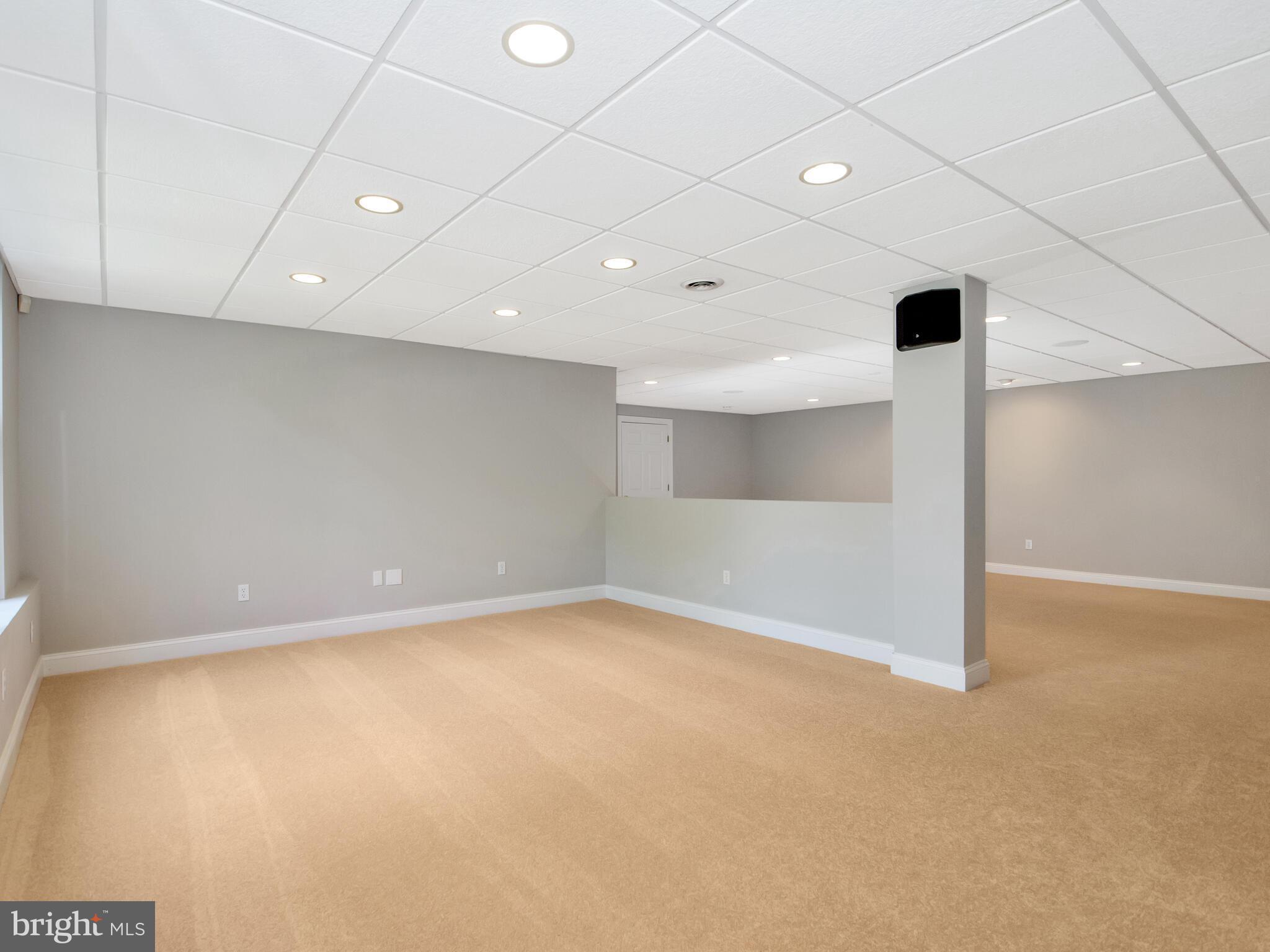 Lower Level Recreation Room