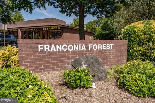 6207 Franconia Forest Ct Alexandria VA 22310