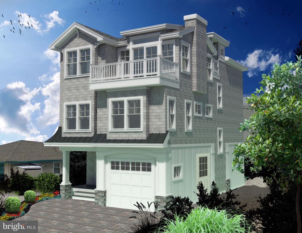 101 E Connecticut Avenue, Long Beach Township, NJ 08008