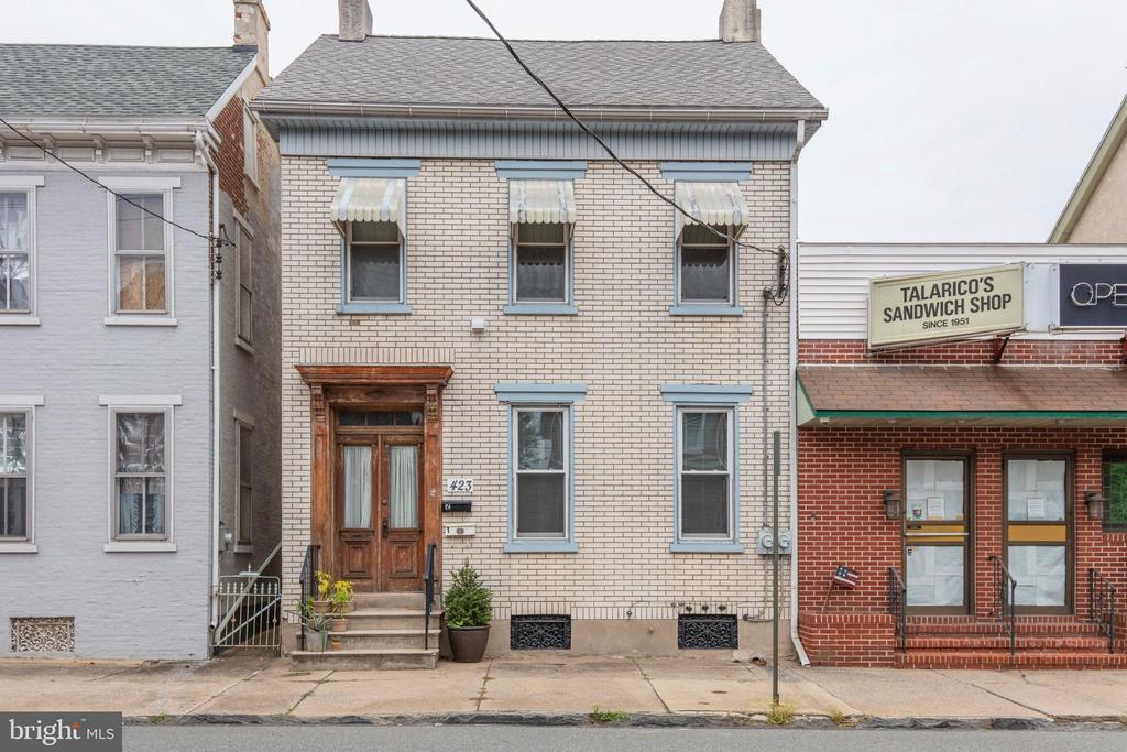 Schedule your showing today!  2 units at this property.  Rental income for potential investor is $1350 per unit. Renovated 2 unit in the Boyertown Borough. Both units are under leases.