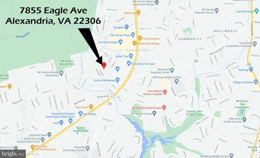 7855 Eagle Ave Alexandria VA 22306
