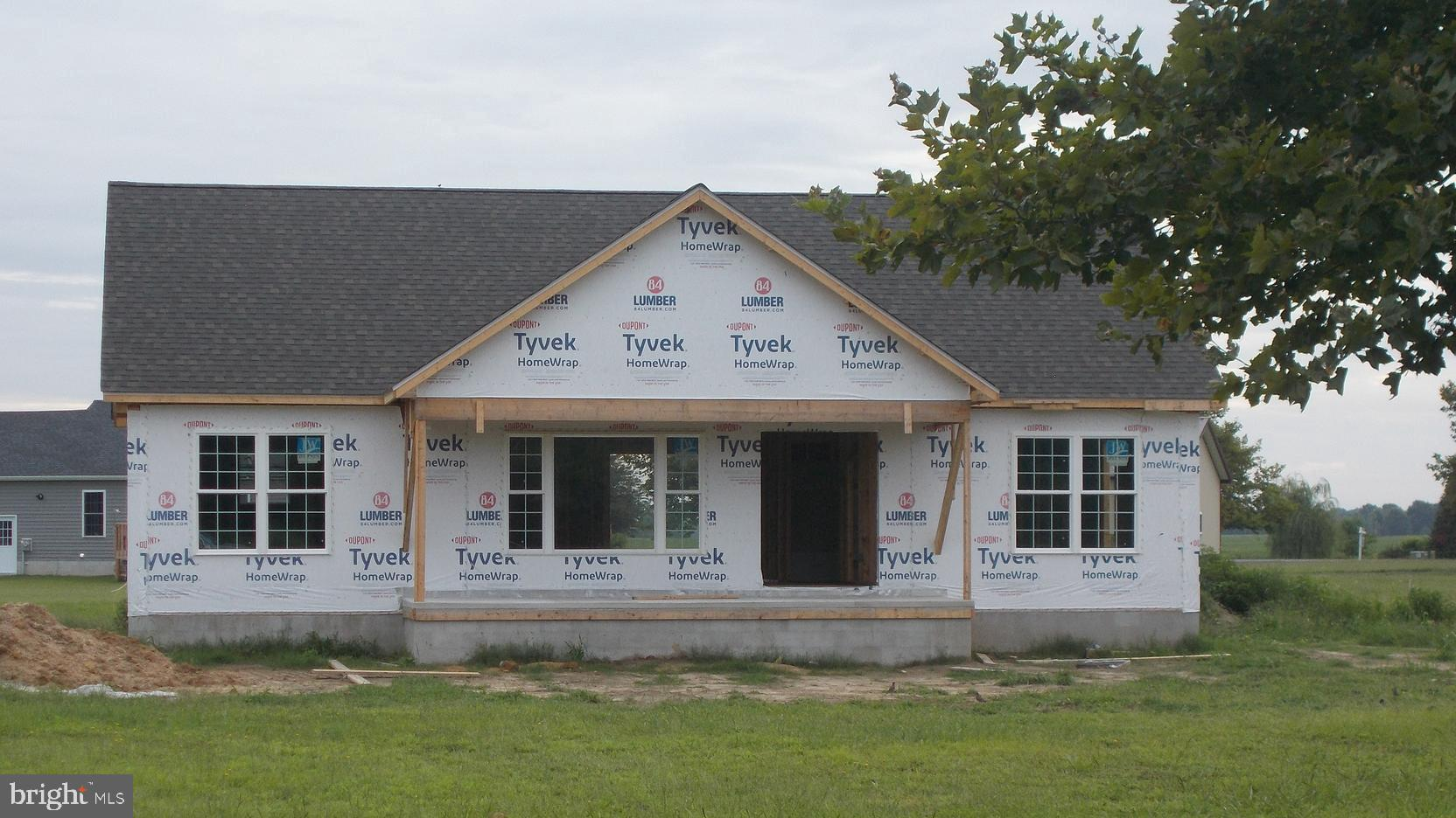 New home in The Preserve at Wrights Wharf!!  3 bedroom, 2 baths !! Kti