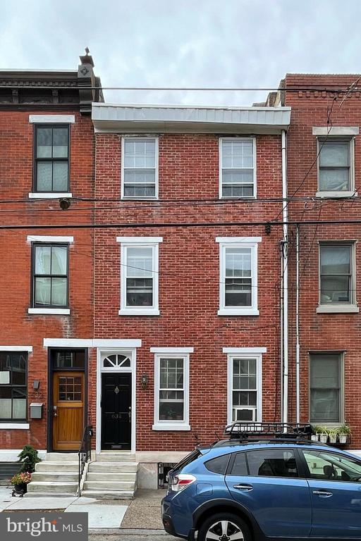Incredible investment opportunity in much sought after Queen Village! Unit 1 is a bilevel, 2 bedroom, 1.5 bath apartment with a fantastic yard, big eat in kitchen, in unit laundry, finished basement/den and great closet/storage space. The long term tenant pays $1650/mo, lease expires 5/31/22.  Unit 2 is a spacious, 2 bedroom, 1 bath apartment with in unit laundry.  This unit rents for $900/mo, lease expires 5/31/22. Separately metered heat and electric. Great area within walking to distance to loads of cafes, restaurants, Italian Market and public transportation. Located in the Meredith School catchment!