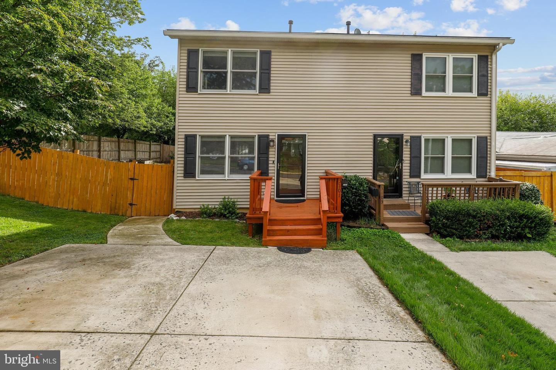 3101 Grove Street   - Arlington, Virginia 22202