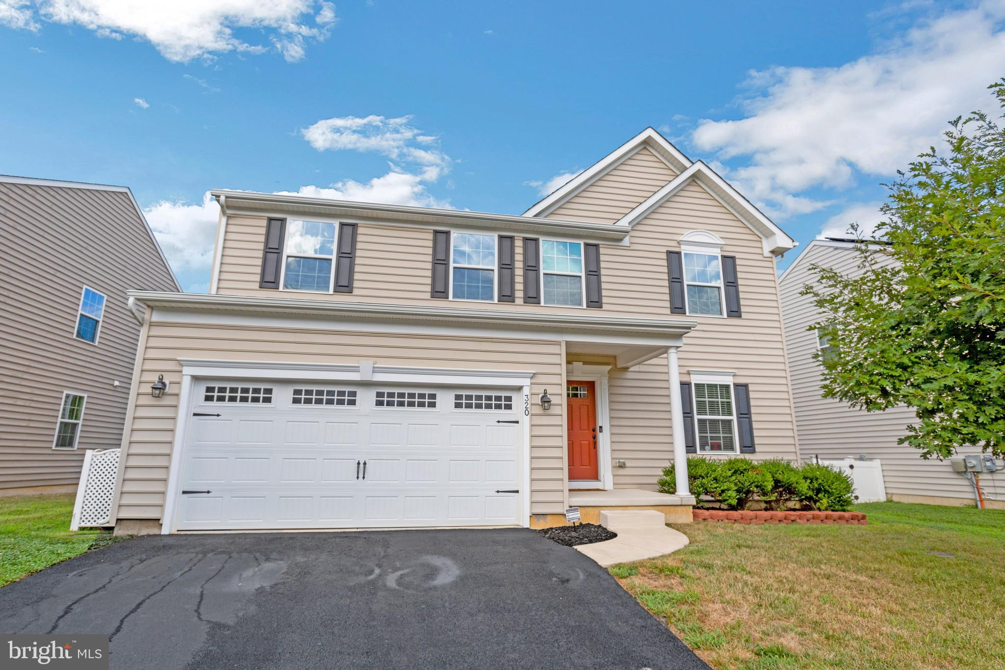 """This stunning 6-year old Middletown home with over 4,000+ sq. ft. is ready for it's new owner! When you enter the home you will find a formal sitting and dining room to your right.  Straight ahead you'll enter the massive kitchen that features stainless steel appliances, recessed lighting, 42"""" cabinets, granite countertops and an oversized island. Off of the kitchen, you'll find the breakfast room and access to the deck overlooking the backyard. The main level features a spacious family room with a gas burning fireplace. When you're working from home you can find a private study that is conveniently located on the family room. Upstairs, you will find a spacious owner suite with 2 walk-in closets, with a luxury en-suite bath. Three more bedrooms, a loft and laundry room complete the top floor. Downstairs, you will find a partially finished basement that is great for game night!The community provides residence with access to Lifestyle Amenities including the clubhouse and pool. Showings start on Friday, August 27th at 4:30pm & we will be hosting an open house on August 29th from 12-2pm."""