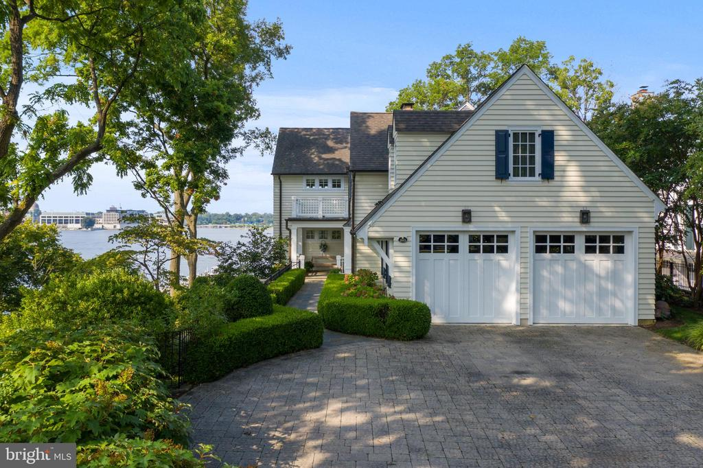 LOCATION! LOCATION!  LOCATION! This  Exquisite home is close to the Chesapeake Bay, Historic Annapolis and major routes.  It also offers AWESOME Sunsets.  Completely redone inside & outside by 2009. Radiant heat on lower level & 1st floor, 20 kw generator, computer controlled system for lighting, audio, video & incl. 5 televisions. Soapstone counters, marble counters & floors, gourmet kitchen, quality throughout and in move-in condition.  This immaculately maintained home is waiting for someone who appreciates quality and a quiet yet convenient location.  Verification of funds is required prior to showings and listing agent must accompany all showings.  Another positive feature among the many is that these owners have done everything by the book.  They haven't take any short cuts with the total renovation or improvements to this beautiful home and property.  Pier has been extended to 300 ft. and has deep water.  Best place in Annapolis to watch the Blue Angels except for the Naval Academy but that's not for sale.  Take the beautiful stone steps down to the lower level and pier to board your boat or wave runners on the Severn River.  PER CRITICAL AREA LAWS ABSOLUTELY NO POOL CAN EVER BE  PUT ON THIS PROPERTY.  2 HOUR NOTICE TO LISTING AGENT FOR ALL SHOWINGS!