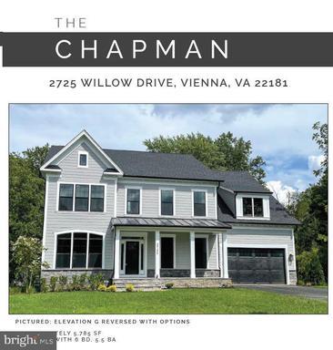 2725 Willow Dr Vienna VA 22181