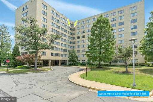 6641 Wakefield Dr #805