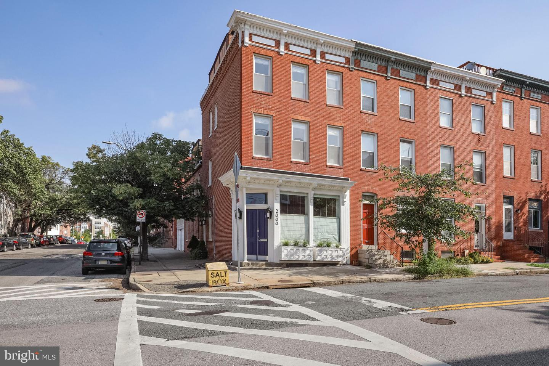 2000 Lombard Street   - Baltimore, Maryland 21231