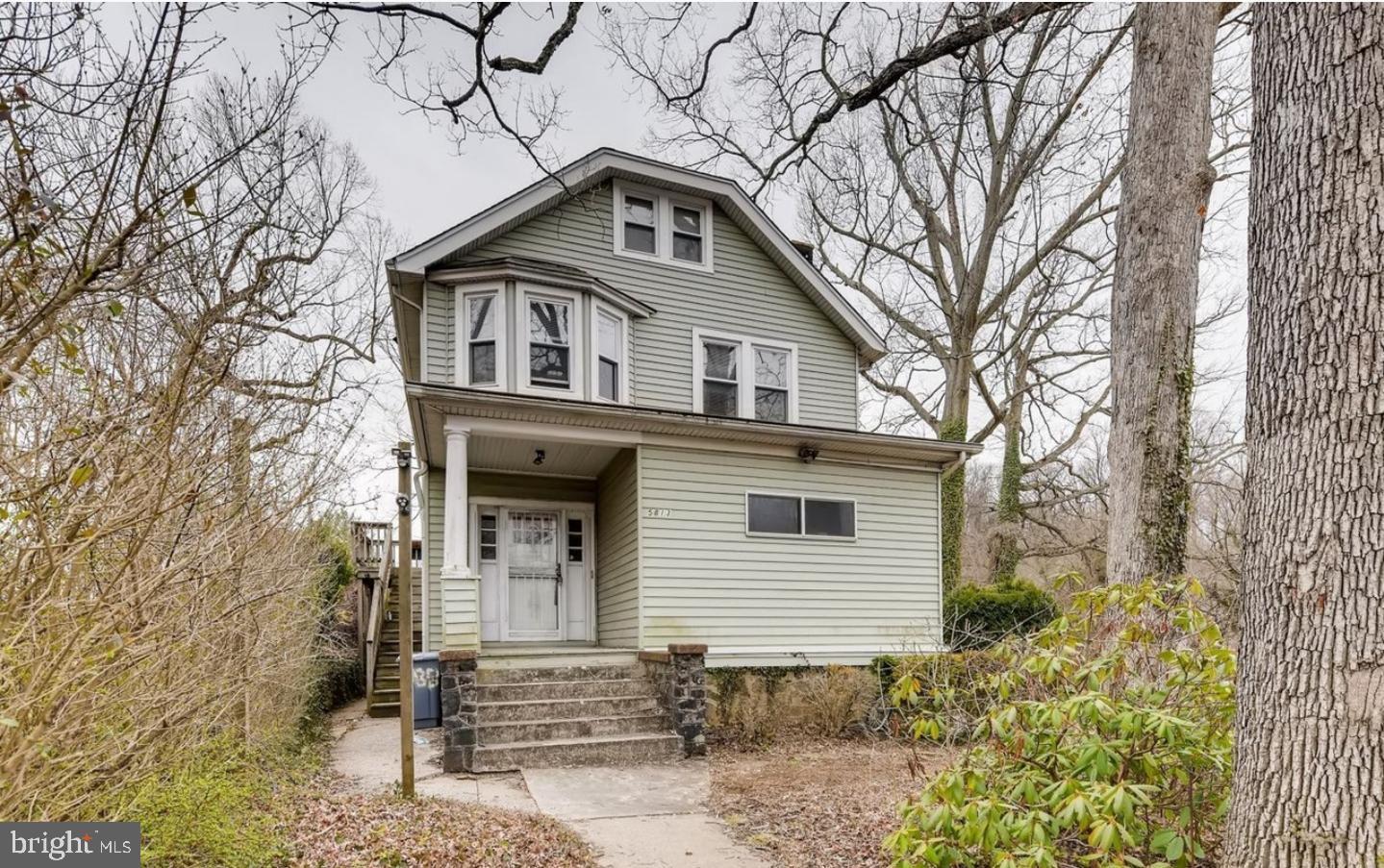 5813 Gwynn Oak Avenue   - Baltimore, Maryland 21207
