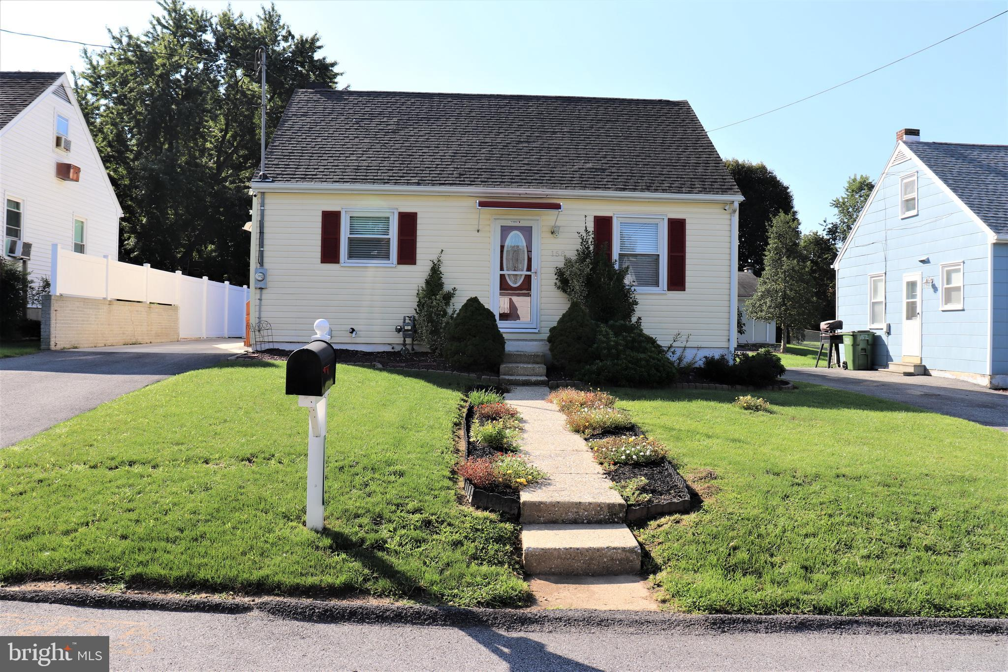 Looking for a charming home that was kept in meticulous condition? Look no further than 158 Eastland Dr! New Roof August 2021,Heating system and hot water heater installed in 2015. The home also features a 28 x 32 Pole Barn built in 2019- The barn has a separate 100 AMP electrical panel and is insulated with an Rfactor of 120- Behind the pole barn in a nicely fenced in yard. Upon opening the side door of the home ,you can  go through the door to the kitchen and enter the first floor or you  can proceed down the stairs to the basement where you will find it fully finished with 4 finished rooms plus a full bathroom. New carpet was just installed. In the kitchen you will find a kitchen with nice white cabinetry -all appliances convey The living room and dining area boast gleaming woods floors and plenty of light . Off the dining area, you can proceed out the french doors on to the fully screened in porch complete with lights and ceiling fans.  The first floor bathroom has been nicely updated. There is also a bedroom on this level and also a larger bedroom on the upper floor. Please see the attached sheet of all the improvements. The sellers have made use of every area in this sweet home!