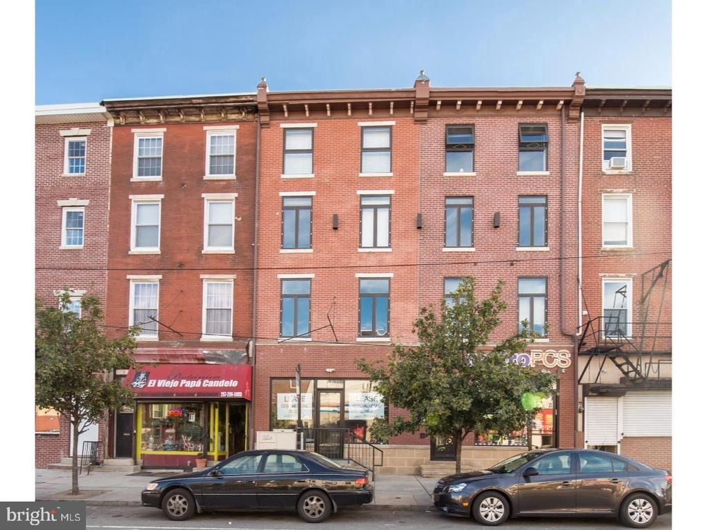 Unique opportunity to purchase a rarely available commercial condo on booming Girard Ave. Offering tons of vehicular and pedestrian exposure, this ground floor space in a boutique condo building is currently home to a salon. Ideal for retail, salon, offices or financial/professional. Strategically located at the intersection of 3 popular neighborhoods: Northern Liberties, Fishtown and Old Kensington. Tons of development in all directions.  Exposed brick, central air, ample storage and plenty of space to configure your new business.  PPA parking lot nearby. Current lease at $1400/month ends 10/31/21.  Existing fixtures possibly available for sale. Great opportunity for the savvy investor.  Low condo fees and taxes.  Buy your own commercial space but no need to worry about maintaining the entire building or renting any apartments above.  Start or relocate your current business or easily rent to another business in an easy to maintain building.  Can also be purchased and combined with adjacent commercial unit to create one huge commercial space.  Won't last, schedule your showing today!
