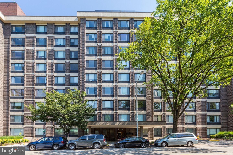 2501 Calvert Street NW #707 - Washington, District Of Columbia 20008