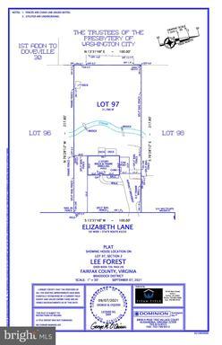 4022 Elizabeth Ln Fairfax VA 22032