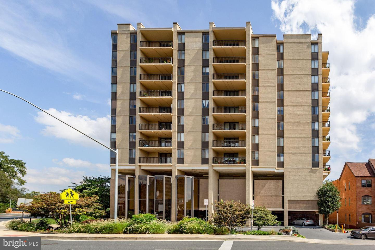 4242 East West Highway  #502 - Chevy Chase, Maryland 20815