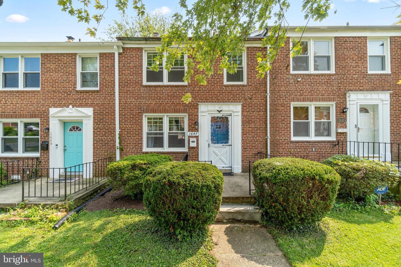 1647 Kirkwood Road   - Baltimore, Maryland 21207