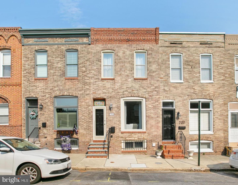 705 Bouldin Street   - Baltimore, Maryland 21224