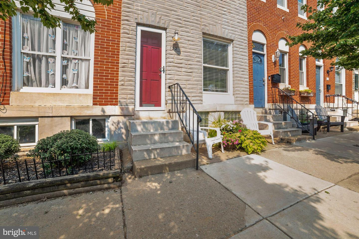 122 Fort Avenue   - Baltimore, Maryland 21230