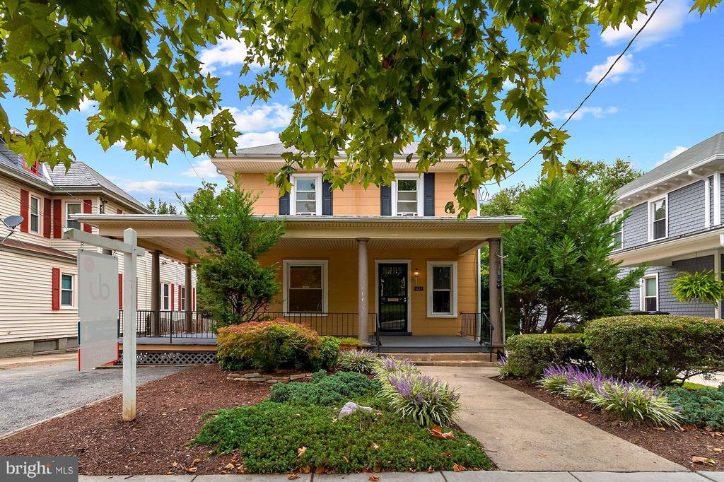 Location, Location, Location!  Located in the heart of Brookland, this spacious single family home with detached 2 car garage and HUGE yard is ready for its new owner.  Come and renovate this home to your own personal taste.  The main level is a large open living area in the front of the home, a full bath, bedroom, and large kitchen in the back of the house.  Upstairs features four bedrooms and a hall bath.  The basement is unfinished but has relatively good ceiling height making it ideal to convert to finished living area.  Enjoy the phenomenal location just blocks to Brookland's historic commercial corridor, Monroe's streets new commercial corridor, and the Brookland/CUA metrorail station.   Open Sunday 2-4pm.   Offer deadline 9pm Monday, 9/20.