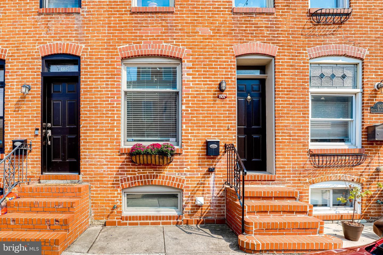 807 Belnord Avenue   - Baltimore, Maryland 21224