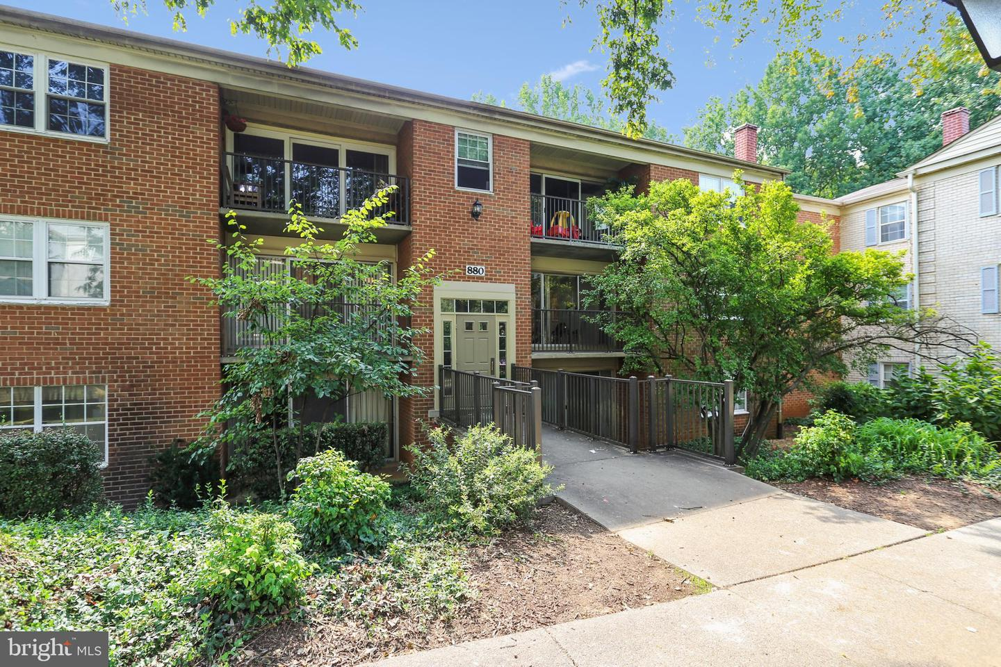 880 College Parkway  #204 - Rockville, Maryland 20850