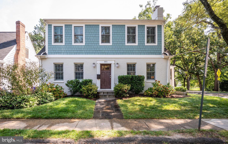 501 Garfield Street   - Arlington, Virginia 22201