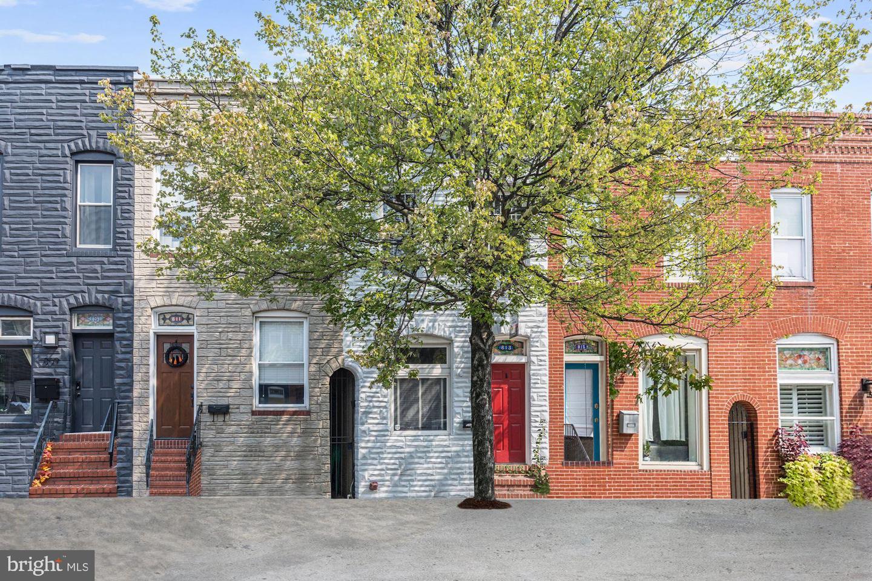 813 Milton Avenue   - Baltimore, Maryland 21224