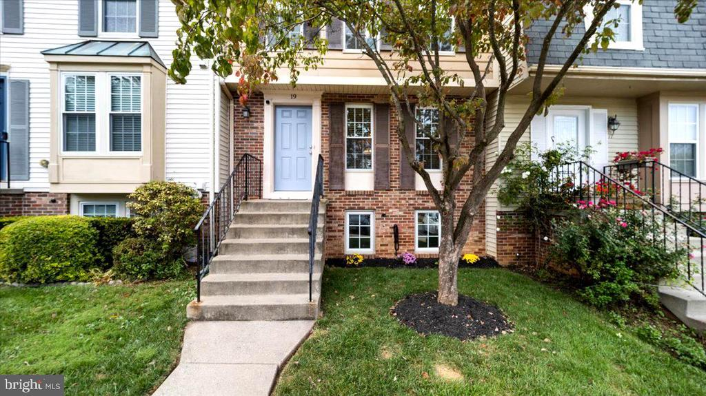 Amazing Location!! This spacious and beautifully updated 4bdr 4bath townhouse is in the Montgomery County Public Schools district, with easy access to I-270 highway, MARC train, Shady Grove Metro station, nighttime urgent care and walking distance from Kentlands shopping center.  Open flow on the main level with ample natural light, freshly painted, with a great eat-in and updated kitchen includes: New cabinets, granite countertops, and stainless steel appliances. Hardwood floors in the main and upper level and renovated bathrooms.   The lower level offers a complete finished basement, half bathroom and walk out to a fenced-in patio. Basement laundry room has also been remodeled. Roof and water heater are within 5 years old, hvac system was replaced 2020 and all new windows 2020 as well. Total finished square footage of the townhouse is 1960SF.  What's not to love about this well maintained and completely updated townhouse? Time to make an offer and enjoy great bike and jog trails, restaurants, movie theater, shops and more within walking distance!  **VIRTUAL TOUR AVAILABLE**