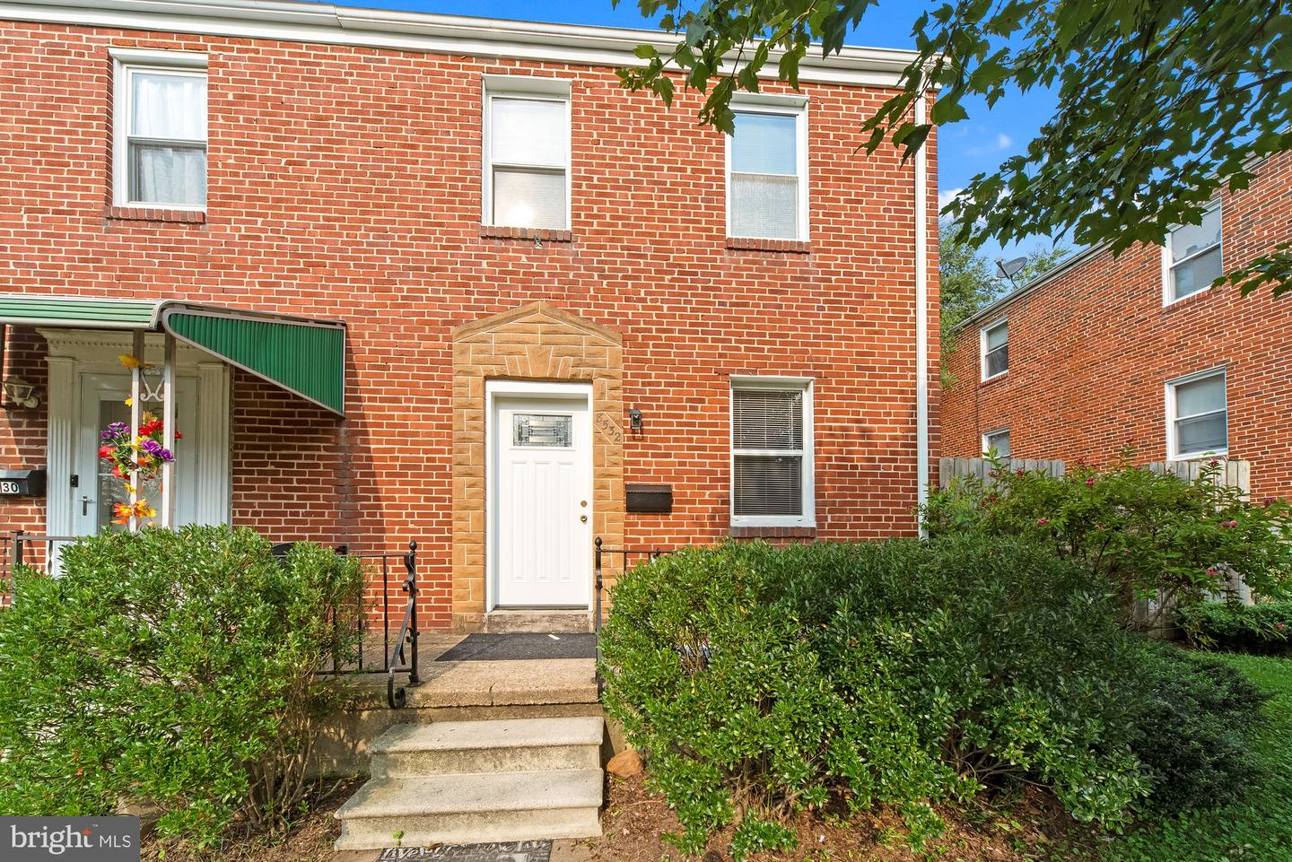 8532 Willow Oak Road   - Parkville, Maryland 21234
