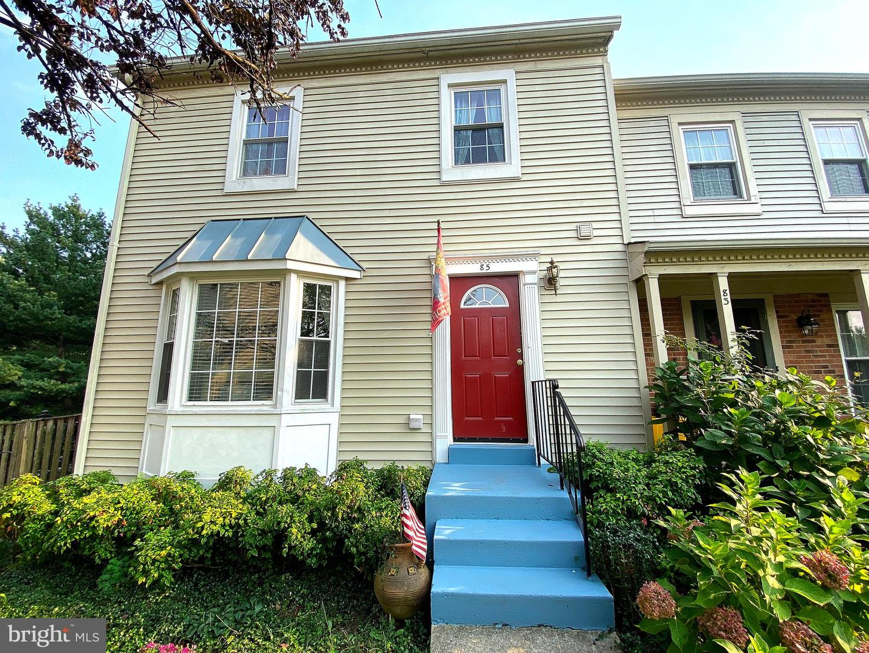85 Pontiac Way   - Gaithersburg, Maryland 20878