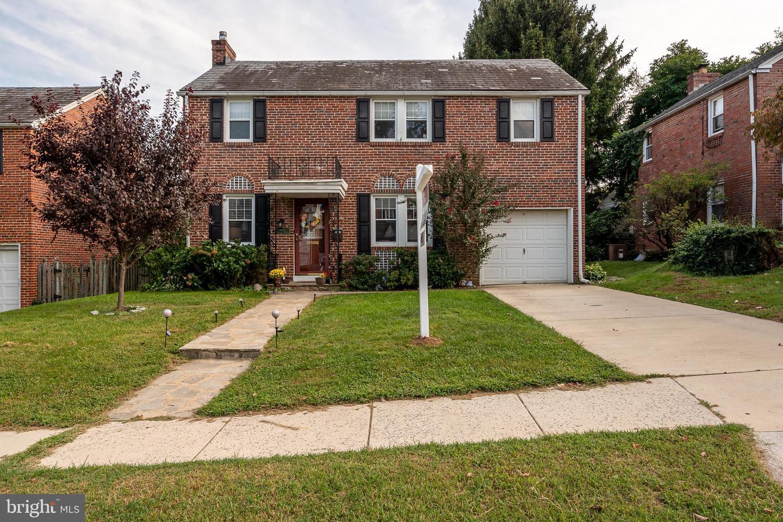 6607 Rannoch Drive   - Baltimore, Maryland 21228