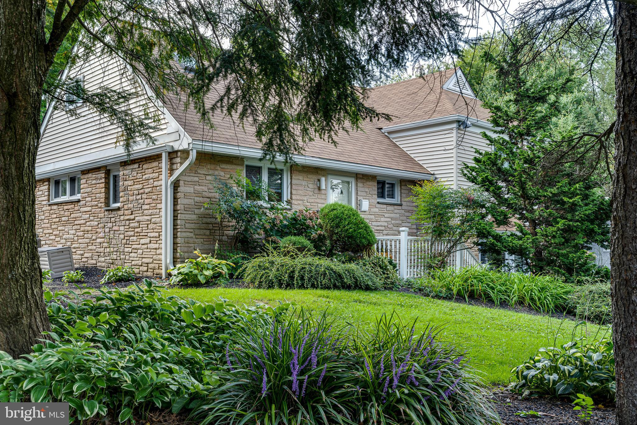Wonderful updated multi level home in desirable College Park neighborhood of Bala Cynwyd!  This beautifully maintained & well decorated home has been updated through out.  Bright newer kitchen with white cabinetry, stainless steel appliances & white Corian counter tops.  Open Floor plan with living & dining area, wood burning fireplace, and lots of floor to ceiling windows overlooking patio, and large private landscaped rear yard, perfect for entertaining & family gatherings.  Four roomy bedrooms, large New Master Bathroom & New Kids Bathroom complete the upper Level.  Lower Level boasts a spacious family room and adjacent laundry room, with rear access to yard.  Most recent updates includes, newer windows throughout, refinished hardwood floors, updated 200 amp service,  HVAC 2020,  hot water heater 2017, renovated bathrooms 2018, renovated family room -lower level 2018.  This homes shows beautifully !  Close to Blue Ribbon Award Winning Lower Merion Schools, walking distance to Bala Cynwyd Park, public transportation,  and the Cynwyd Heritage Trail.  Easy access to I-76, close to Center City- not to be missed.