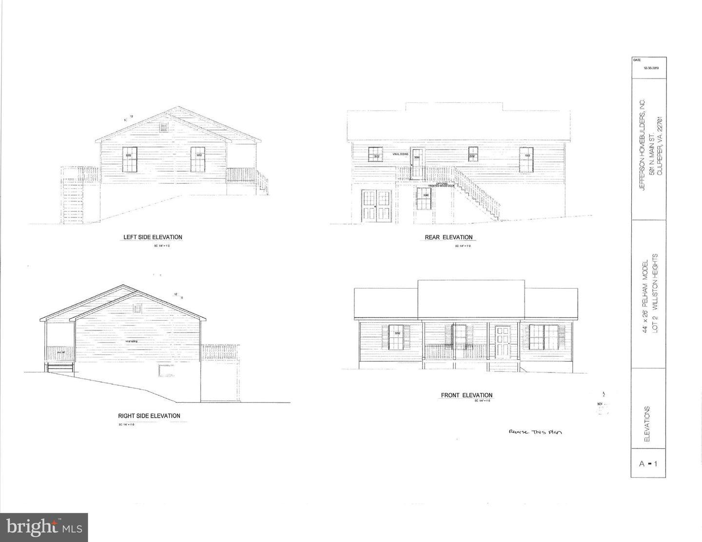 Lot 5 Willistown Lane   - Orange, Virginia 22960