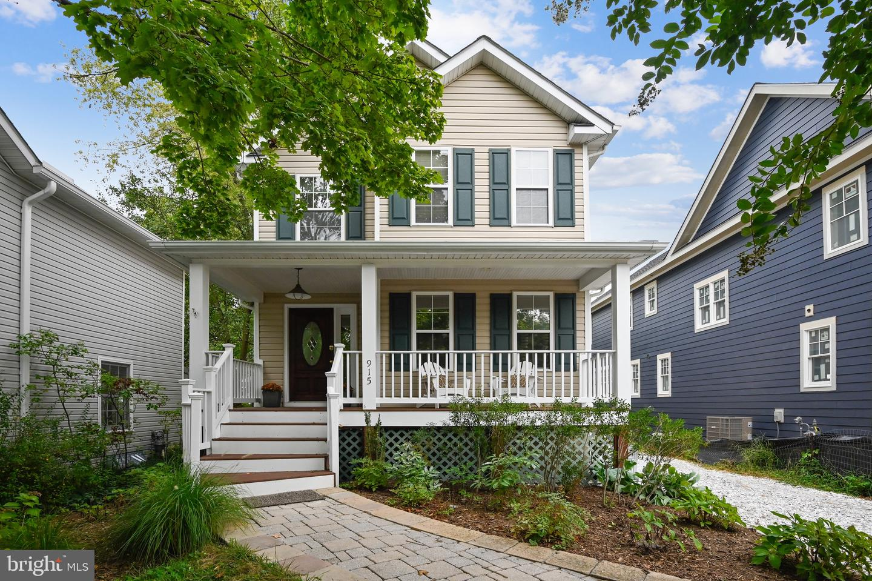 915 Wells Avenue   - Annapolis, Maryland 21403