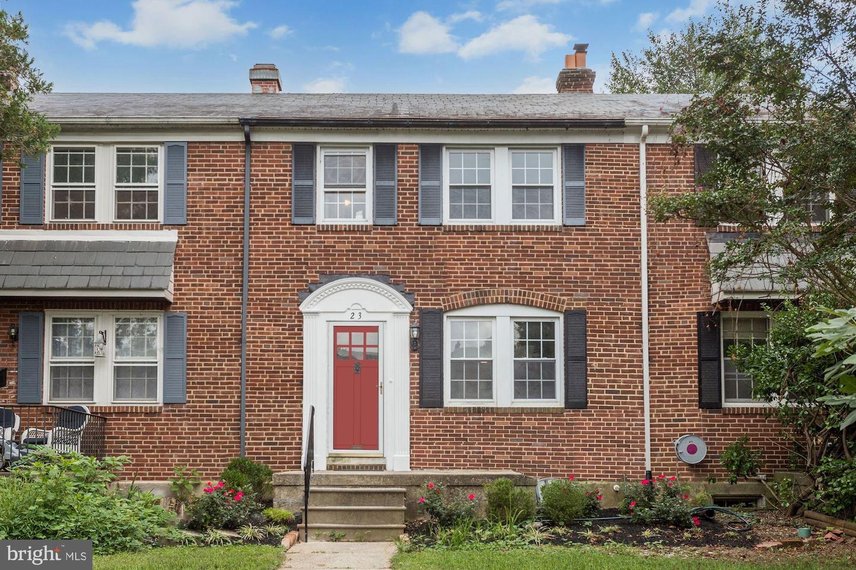 23 Murdock Road   - Baltimore, Maryland 21212