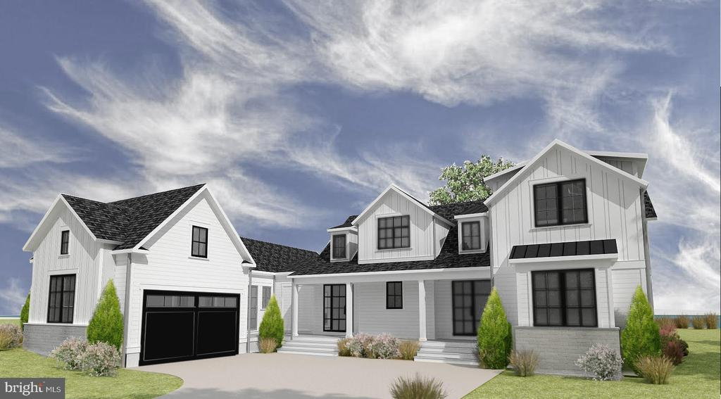 Joy Custom Design Build -  Full Scale Renovation Package. Construct your dream waterfront home on this glorious 1.25 acre private lot with 125 ft of waterfrontage on Heron Lake. Lot can be purchased separately for $1,748,000. (AA2009028). The front façade rendering and floor plans are a representation of a home to be built, which may include certain builder options.  The current design includes over 4,400 sqft of living space with 4 bdrms, 5 baths, gourmet chef's kitchen plus a waterside screened porch.  This location would be perfect as a weekend escape with all the water-oriented attributes.  Sweeping panoramic views abound which provide the best of both worlds in waterfront living.  Either sit back and watch the ships navigate through the Bay waters, under the iconic Bay Bridge and beyond or simply savor the intimate views of Otter Lake and its abundance of wildlife.  This property which includes (2) subdivided lots offers sufficient space to accommodate a waterside pool ($200,000 add'l cost).  Located just minutes from downtown Annapolis and Eastport which offers the perfect balance of small-town charm and big world sophistication.  Traveling or commuting is just as convenient by easily accessing Rt. 50 and 97 which provides direct access to Baltimore, BWI, Ft. Meade/NSA and Washington, DC., or head over the Bay Bridge to the Eastern Shore for a quick beach vacation.  Don't let this once in a lifetime opportunity slip away!