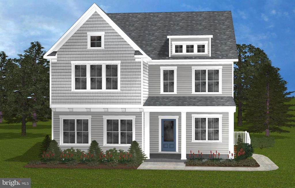 Once in a lifetime opportunity to build a new home in the coveted neighborhood of Bay Ridge.  This home has it all, Hardi plank siding, pier permit, screened-in porch, detailed molding package, lots of glass, 9-foot ceilings, gourmet kitchen with upgraded appliances, 42-inch shaker cabinets, wide plank floors, ability to add a pool or a detached garage with additional living space above.  Bay Ridge is one of the premier neighborhoods in Annapolis and has a community pool, beach, and marina.  There is still time to customize and make this home exactly what you have been looking for.  You can be just steps away from your private pier on a protected harbor just minutes from the Chesapeake Bay.  The permit is approved and the lot is cleared and ready to go.  Co/Perm financing required and $10,000 in free upgrades when you use the builder's lender and title.  Contact the listing agent to set up a time to walk the lot.